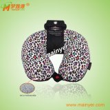 Microbeads Neck Pillow with Printing (MYP-201)