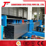 High Frequency Straight Seam Welding Pipe Making Line