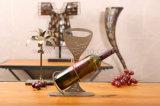 Vintage Style Household Metal Wine Rack (J218)