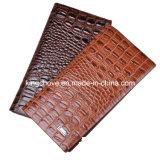 Fashion Brown / Camel Croco PU Wallet / Fashion Wallets (KCW26)
