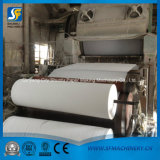 High Accuracy Toilet Paper Core Making Machine Waste Paper and Wood Pulp