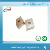N48 Rare Earth Permanent NdFeB Block Wind Power Magnet