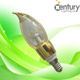 SMD5630 5W Samsung Flame E12 E14 LED Candle Bulb Lights Commercial Lighting LED Candle Lamp