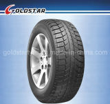 Winter Car Tire with Snow Pattern