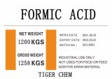 Pass Testing by SGS Formic Acid