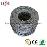 Network Cable, Cat5e/CAT6 UTP/FTP/SFTP with CE Certified/RoHS