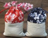 Offering Fabric Drawstring Packing Gift Pouch (M28)
