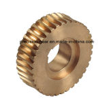 Brass Worm Gear, Worm Wheel Gear