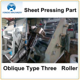 Three Roller for Sheet Extruder (YXSG850)