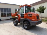 Euro III Engine Front Wheel Loader with CE (Hq912)
