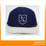 Fashion Blue 6 Panel Snapback Caps