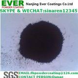 Ral9005 Powder Coating Electrostatic Spray Black Color Smooth Glossy Powder Paint