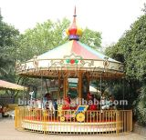 Family Pop Merry Go Round Horse for Sale (BJ-KY25)
