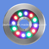 Fountain LED Ring Lights Underwater