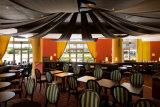 Chinese Wooden Hotel Restaurant Furniture (GLDN-01999)