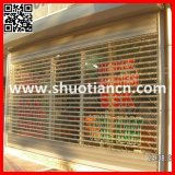 Transparent Polycarbonate Crystal Rolling Shutter Door (ST-001)