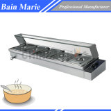 Stainless Steel Table Top Electric Bain Marie