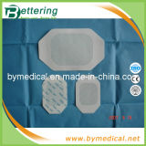 PU Film Transparent Adhesive IV Wound Dressing A0607X