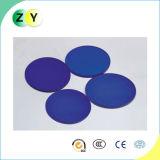 Cyan Blue Glass, Optical Filter, Qb23