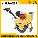 Single Roller Walk Behind Manual Vibrator Soil Compactor (FYL-600)