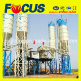 25m3/H, 35m3/H, 50m3/H Small Stationary Concrete Mixing Plant with Low Price