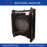 Wp66e200 High Quality Aluminum Radiator for Diesel Generators
