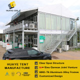 12X20m Double Decker Event Tent for ATP VIP Lounge (hy011)
