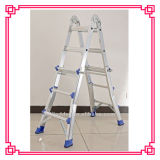 CE En131 Aluminum Multi-Purpose Ladder/Extension Step Ladder