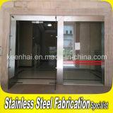 Interior Exterior Stainless Steel Glass Door