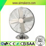 12inch Metal Fan Brushed Nickel Finish with GS/Ce/Rohs/SAA