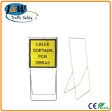 Traffic Sign Stand, Sign Frame, Iron Frame (JW-TS001A)