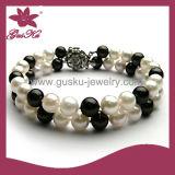Wholesale Ladies Pearl Bracelet (2015 Plb-010)