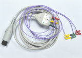 Mindray ECG Cable Pediatric/Children Snap
