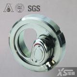 Dn150 Stainless Steel AISI316 DIN11850 Welding Light Indicator Sight Glass