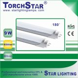Ultra Bright SMD 600mm Aluminum LED T8 Tube