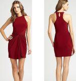 2015 Latest Design Sleeveless Fashion Women Cocktail Dress