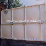 Chemical FRP SMC Water Fiberglass Tank