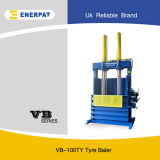 Hydraulic Passenger Cars Tyre Baling Press Machine with CE Certification