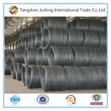 5.5mm SAE1008 SAE1006 Steel Wire Rod