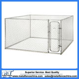 Lucky Dog Chain Link Mesh Boxed Kennel