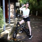 """36V Lithium Battery Adult Mini 12"""" Foldable Electric Scooter"""