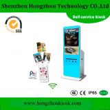 Digital Photo Kiosk Printing Kiosk with Printer