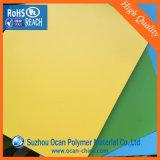 Offset Printing PVC Yellow Plastic Film Rigid PVC Sheet