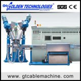 Machine for Manufacturing Coaxial Cable