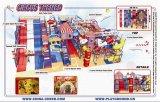 Cheer Amusement Circus Themed Indoor Playground Equipment Supply in China