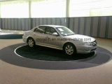 Auto 360 Degree Garage Car Turntable Outdoor Rotating Platform