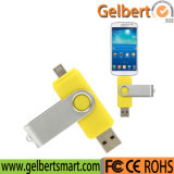 2015 Hotest Mobine Phone OTG USB Flash Drive with Gift