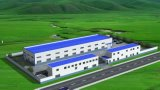 Steel Structure Warehouse/ Shed/ Prefabricated Aircraft Hangar/ Workshop/Factory