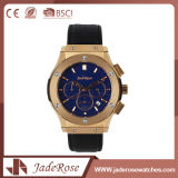 Wholesale Fashion Leather Wrist Watch for Men