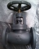 ASTM A126 Cast Iron Globe Valve (J41T-125LB-2′′-10′′)